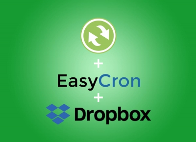 WeDoInternet.net BackWPup EasyCron Dropbox Integration