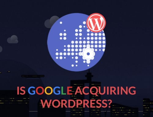 Is Google acquiring WordPress?