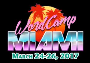 WordCamp Miami Volunteer Organizer
