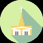 Miami Baptist Association custom icon design