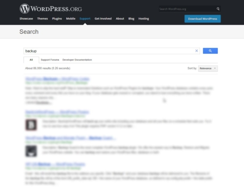 Choosing the Right WordPress Backup Plugin