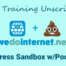 We Do Internet image of poopy,life WordPress Sandbox Poopy.life training.